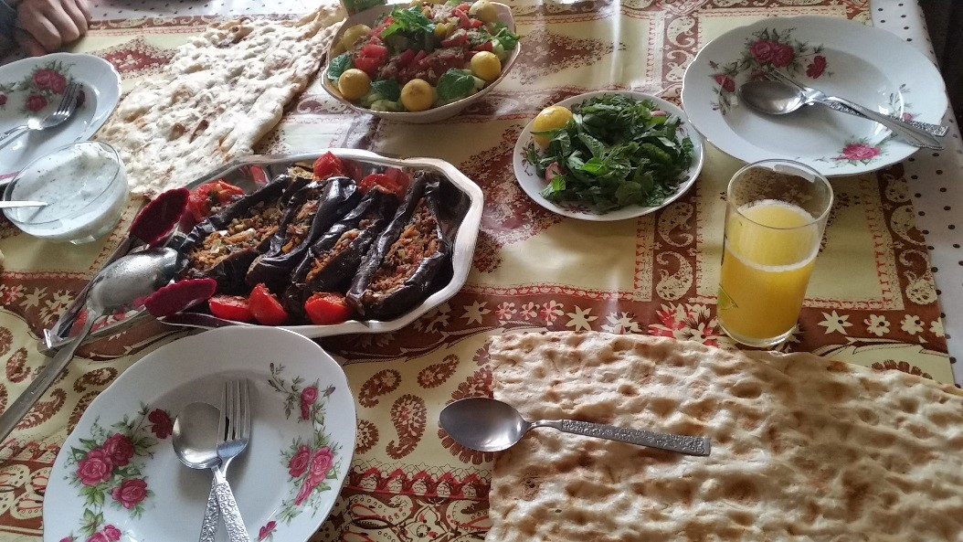Asefeh - Qarni yariq 4