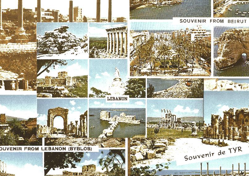 Image 1 - Soukieh - postcards