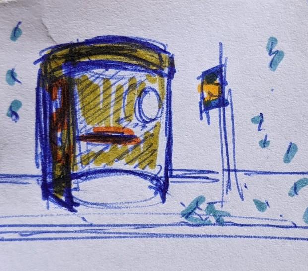 JS - Bus shelter
